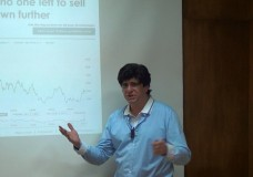 Veselin Lalev talks about options trading strategies and contemporary events