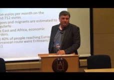 Yavor Siderov – Migrants, Refugees & Recipient Countries: The Case of Bulgaria